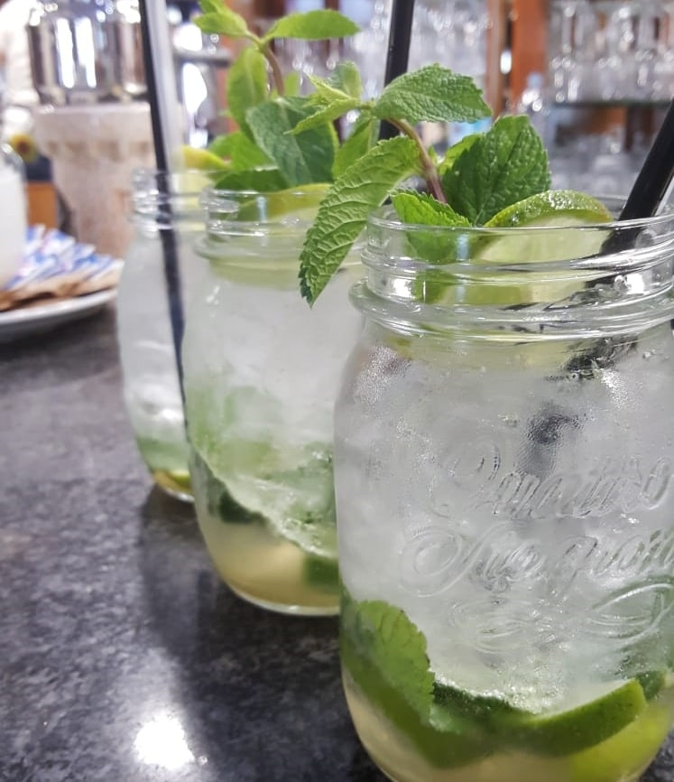cocktail mohito olbia